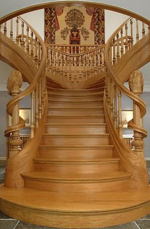 Trapart Staircase Builder Of Elegant Wooden Staircases